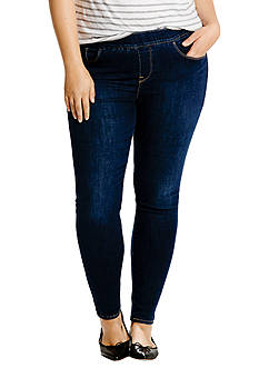 Levi's Plus Size Perfectly Slimming Pull-On Leggings