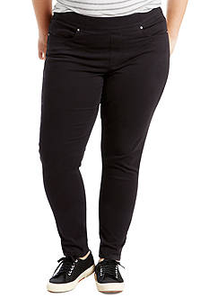 Levi's Plus Size Perfectly Slimming Pull On Leggings