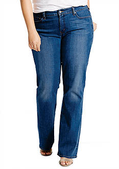 Plus Size Juniors Jeans