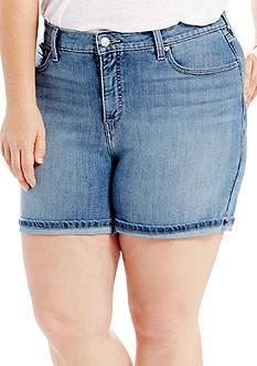 Levi's Plus Size Classic Denim Shorts