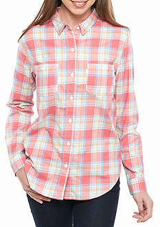 Levi's Boyfriend Workwear Shirt Mill Valley Italia