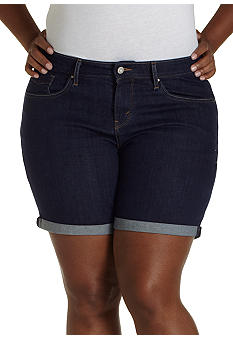 Levi's Plus Size 542 Short