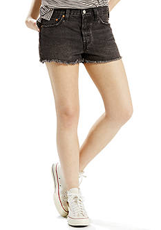 Levi's 501 Black Abyss Shorts