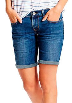 Levi's Hemmed Bermuda Shorts