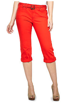 Levi's 515 Red Hot Capri
