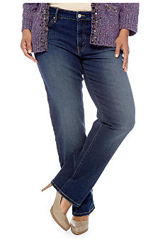 Levi's Plus Size Perfectly Slimming Straight Leg Denim Jean