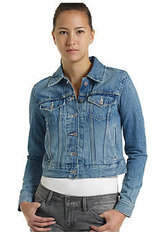 Levi's Trucker Jacket in Rosebud Blue