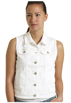 Levi's Winter White Vest