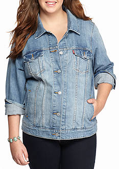 Levi's Plus Size Trucker Jacket