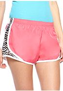 Derek Heart Runner Short Zebra