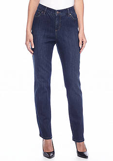 Bandolino Plus Size Mandie Greenwich Jeans (Short & Average)