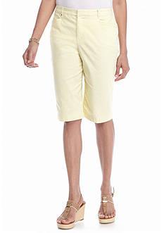 Bandolino Ivette Bermuda Shorts