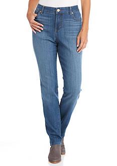 Bandolino Mandie Slim Jeans