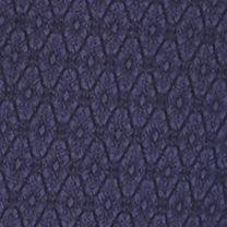 Petite Pants: Navy Kim Rogers Petite Millennium Pattern Pull On Pants
