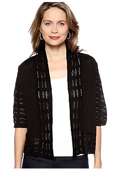 Three Quarter Sleeve Shrug