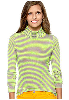 Grane Long Sleeved Striped Top