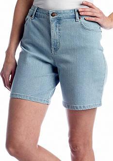 Kim Rogers® Embellished Jean Short