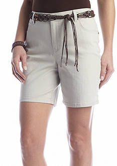 Kim Rogers® Belted Short