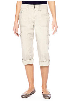 Lee&reg Platinum Astoria Knit Waist Capri
