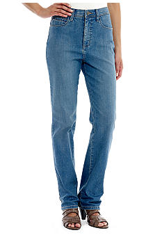 Lee&reg Platinum Naturally Slimming Tapered Leg Classic Fit Denim