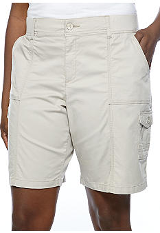 Lee&reg Platinum Plus Size Platinum Easy Fit Robin Cargo Bermuda Short
