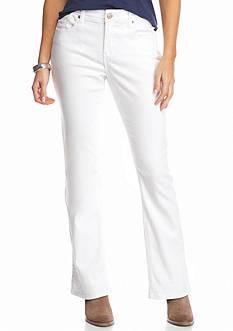 Lee&reg Platinum Petite Nellie Bootcut Jeans