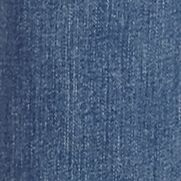 Petite Straight Leg Jeans: Clear Blue Lee&reg Platinum Petite Updated Relaxed Fit Jean