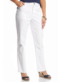 Lee&reg Platinum Petite Relaxed Fit Jeans