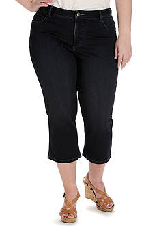 Lee&reg Platinum Plus Size Harmony Capris