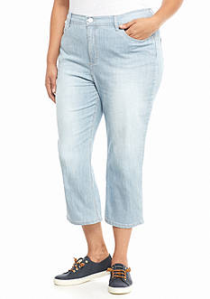 Lee&reg Platinum Plus Size Harmony Capri