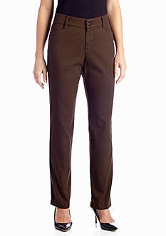 Lee&reg Platinum Relaxed Fit Flat Front Pant