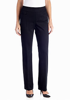 Lee&reg Platinum Natural Fit Pull It On Casual Pant