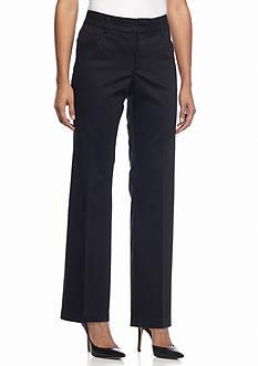 Lee&reg Platinum Petite Mid Rise Madelyn No Gap Trouser