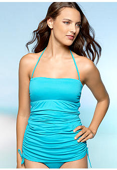 Shirred Tankini