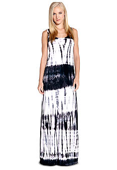 Karen Kane Indigo Bay Tie Dye Tank Dress