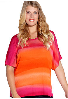 Karen Kane Plus Size Tunic Top