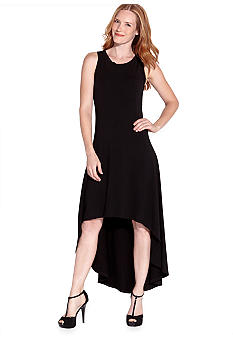 Karen Kane Electric Tide Hi-Lo Hem Dress