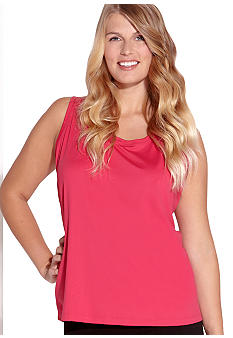 Karen Kane Plus Size Super Soft Tank
