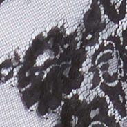 Karen Kane Clothing: Black Karen Kane Lace Asymmetrical Tank