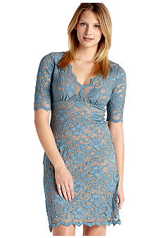 Karen Kane Electric Tide Kate Lace Dress