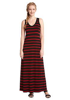 Karen Kane Sahara V-Neck Maxi Dress