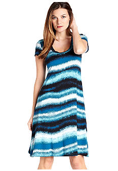 Karen Kane Cross Creek A-Line Dress