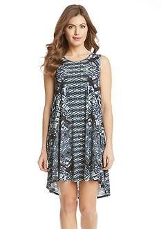 Karen Kane Sleeveless Maggie Trapeze Dress