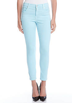 Karen Kane Zuma Denim Crop Pants