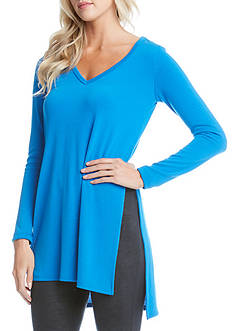 Karen Kane Hi-Lo Sweater Knit Tunic