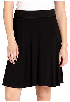 Karen Kane Cross Creek Flare Skirt