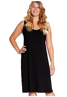 Karen Kane Plus Size Tank Dress