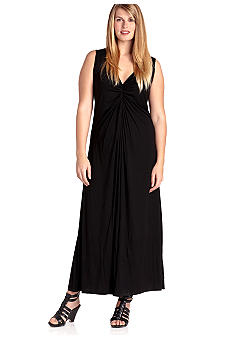Karen Kane Plus Size Sofia Maxi Dress