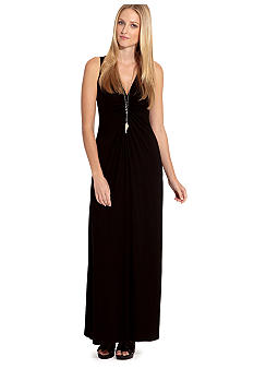 Karen Kane Cross Creek Sofia Maxi Dress