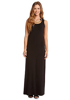 Karen Kane Sleeveless Maxi Dress
